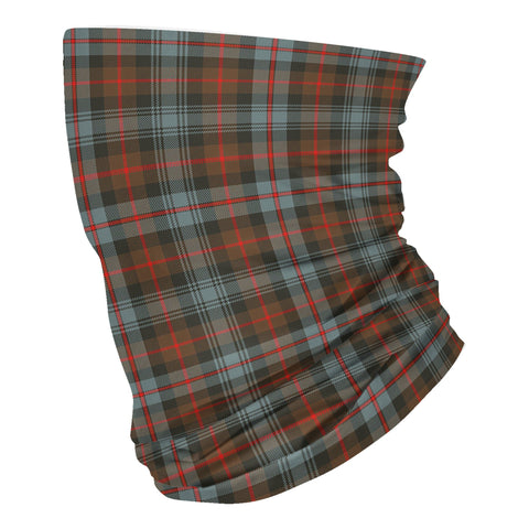 Scottish Murray of Atholl Weathered Tartan Neck Gaiter  (USA Shipping Line)