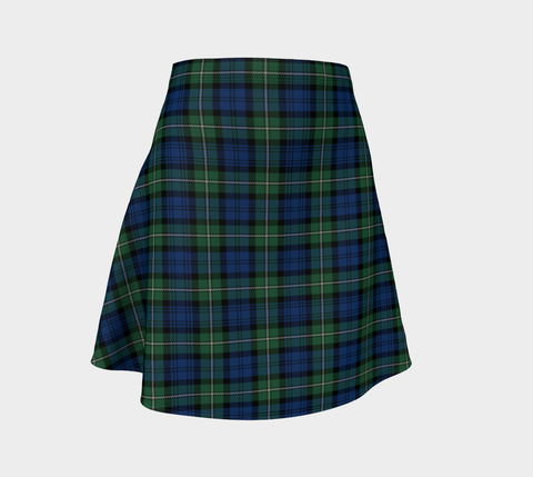 Image of Tartan Flared Skirt - Forbes Ancient |Over 500 Tartans | Special Custom Design | Love Scotland
