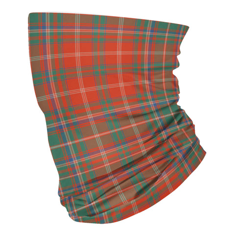 Scottish MacDougall Ancient Tartan Neck Gaiter  (USA Shipping Line)