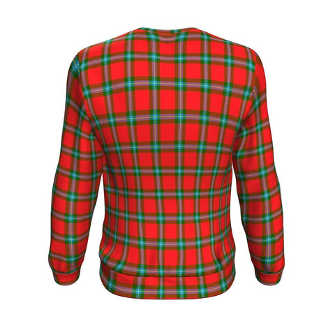 Tartan Sweatshirt - Clan MacLaine of Loch Buie Sweatshirt For Men & Women