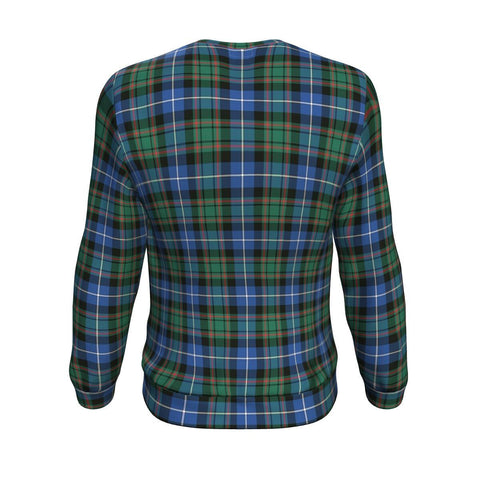 Tartan Sweatshirt - Clan MacRae Hunting Ancient Sweatshirt For Men & Women