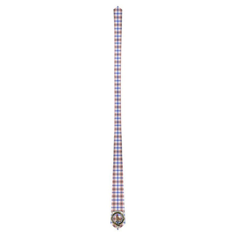 Boswell Modern Tartan Clan Badge Necktie Ha7 Neckties