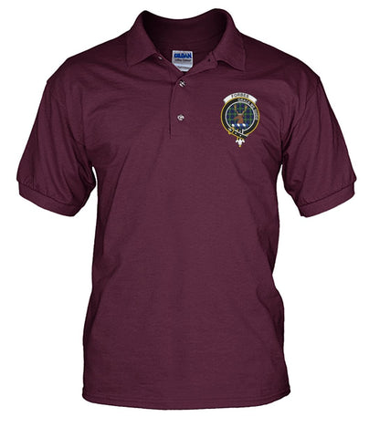 Polo T-Shirt - forbes Tartan Polo T-shirt for Men and Women