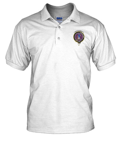 Montgomery Tartan Polo T-shirt for Men and Women