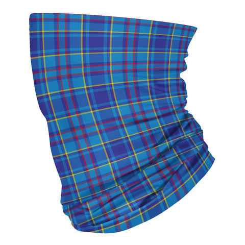 Image of Scottish Mercer Modern Tartan Neck Gaiter  (USA Shipping Line)