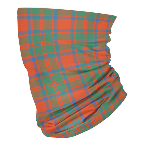 Scottish MacKintosh Ancient Tartan Neck Gaiter  (USA Shipping Line)