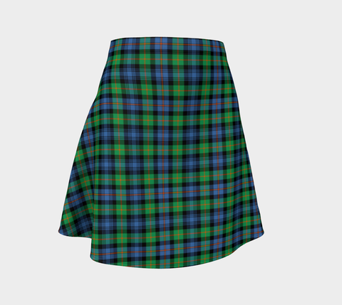Tartan Flared Skirt - Murray of Atholl Ancient |Over 500 Tartans | Special Custom Design | Love Scotland