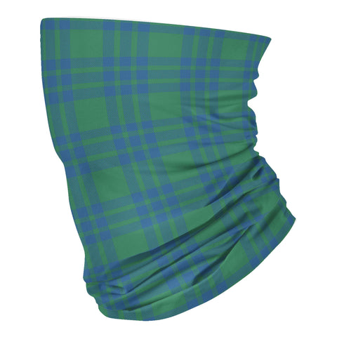 Scottish Montgomery Ancient Tartan Neck Gaiter  (USA Shipping Line)