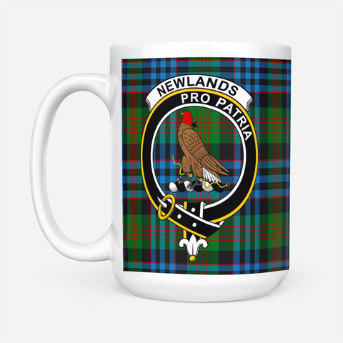 Image of Newlands Tartan Mug