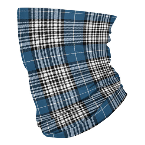 Scottish Napier Modern Tartan Neck Gaiter  (USA Shipping Line)