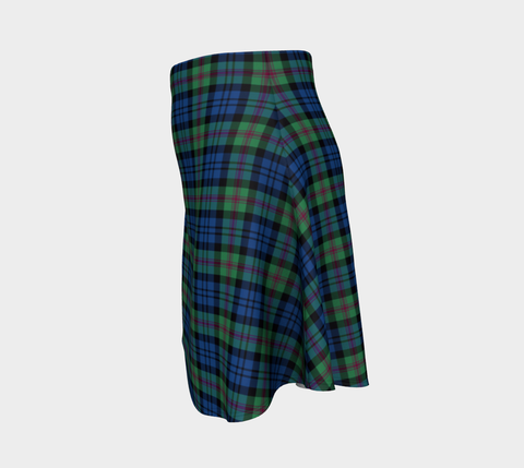 Tartan Flared Skirt - Baird Ancient |Over 500 Tartans | Special Custom Design | Love Scotland
