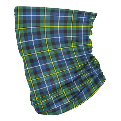 Scottish MacNeill of Barra Ancient Tartan Neck Gaiter  (USA Shipping Line)