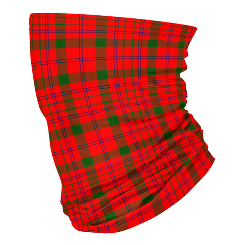 Scottish MacDonnell of Keppoch Modern Tartan Neck Gaiter  (USA Shipping Line)
