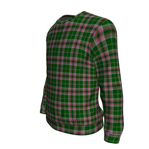 Tartan Sweatshirt - Clan Gray Hunting Sweatshirt For Men & Women