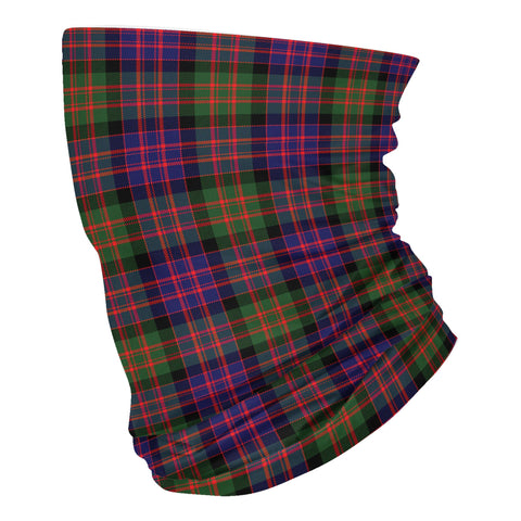 Scottish MacDonald Modern Tartan Neck Gaiter  (USA Shipping Line)