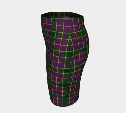 Image of Tartan Fitted Skirt - Taylor | Special Custom Design