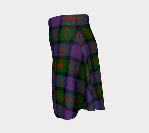 Tartan Flared Skirt - Blair Modern |Over 500 Tartans | Special Custom Design | Love Scotland