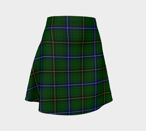 Tartan Flared Skirt - Henderson Modern |Over 500 Tartans | Special Custom Design | Love Scotland