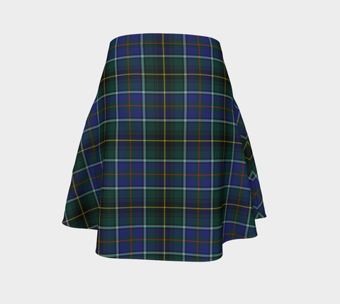 Tartan Flared Skirt - MacInnes Modern |Over 500 Tartans | Special Custom Design | Love Scotland