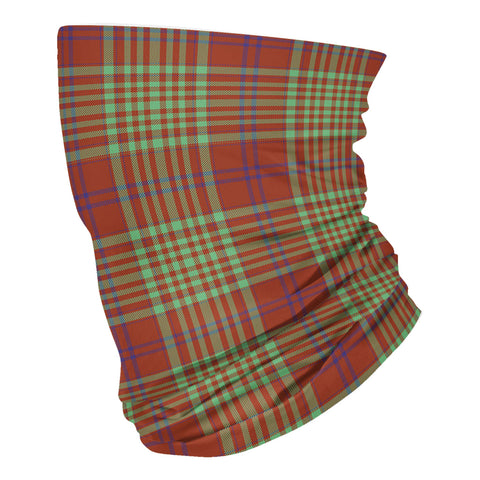 Scottish MacGillivray Hunting Ancient Tartan Neck Gaiter  (USA Shipping Line)