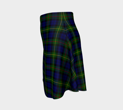 Tartan Flared Skirt - MacEwen Modern |Over 500 Tartans | Special Custom Design | Love Scotland