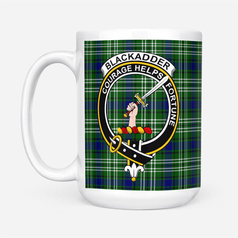 Image of Blackadder Tartan Mug