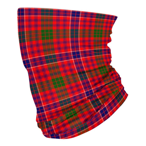 Scottish MacRae Modern Tartan Neck Gaiter  (USA Shipping Line)