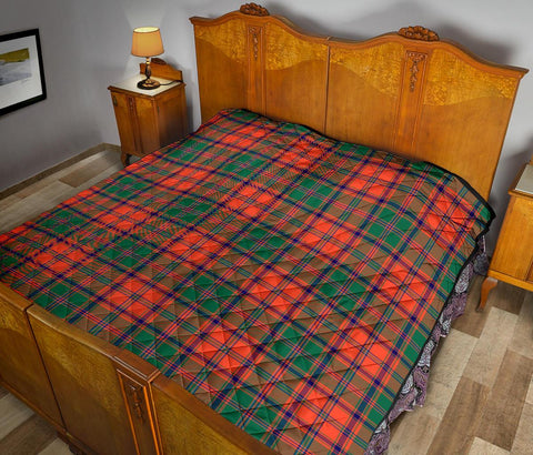 Premium Quilt - Stewart of Appin Ancient Tartan Quilt TH8