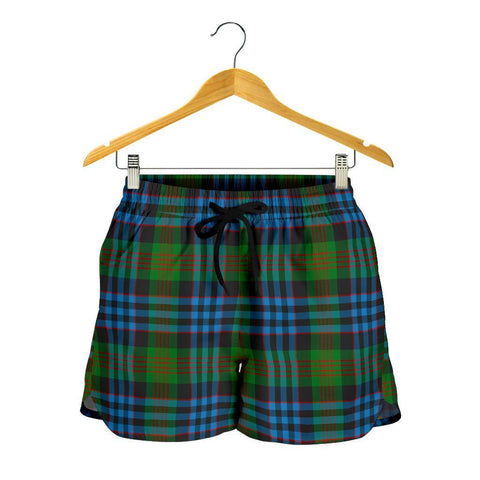 Newlands of Lauriston Tartan Shorts For Women