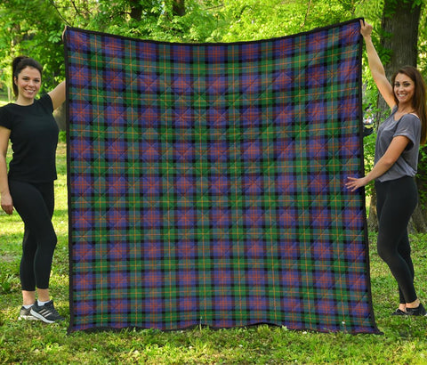 Image of Premium Quilt - Logan Ancient Tartan Quilt TH8