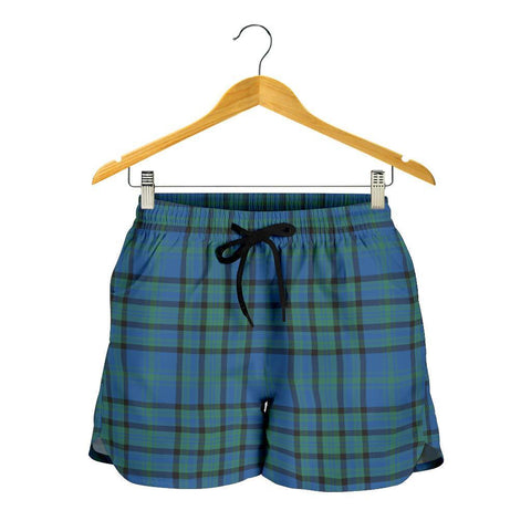 Matheson Hunting Ancient Tartan Shorts For Women