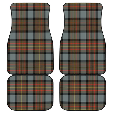 Car Floor Mats - Clan Maclaren Weathered Plaid Tartan Car Mats - 4 Pieces