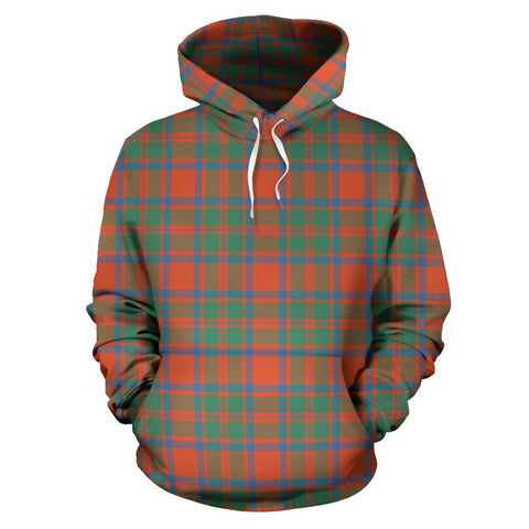 Tartan Clan Mackintosh Ancient Plaid Hoodie