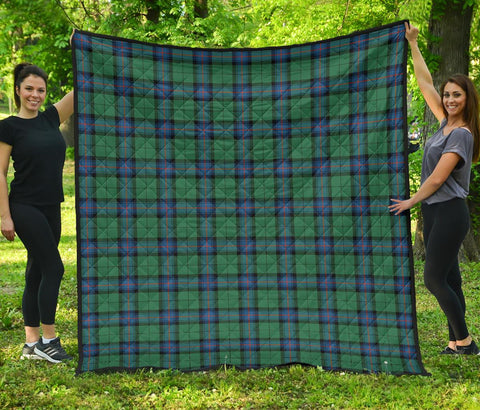 Image of Premium Quilt - Armstrong Ancient Tartan Quilt TH8