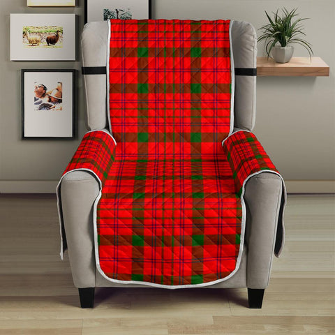 Clan MacDonnell of Keppoch Modern Plaid Sofa Protector - 23 Inches