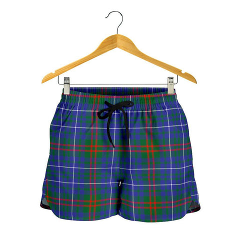 Edmonstone Tartan Shorts For Women
