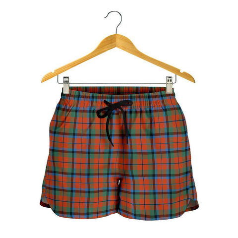 MacNaughton Ancient Tartan Shorts For Women