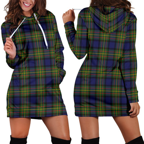 MacLaren Modern, Tartan, For Women, Hoodie Dress For Women, Scottish Tartan, Scottish Clans, Hoodie Dress, Hoodie Dress Tartan, Scotland Tartan, Scot Tartan, Merry Christmas, Cyber Monday, Black Friday, Online Shopping,MacLaren Modern Hoodie Dress