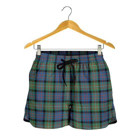 MacDonnell of Glengarry Ancient Tartan Shorts For Women