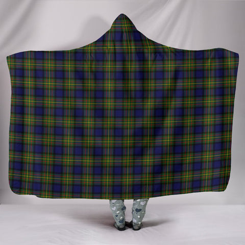 MacLaren Modern, hooded blanket, tartan hooded blanket, Scots Tartan, Merry Christmas, cyber Monday, xmas, snow hooded blanket, Scotland tartan, woven blanket