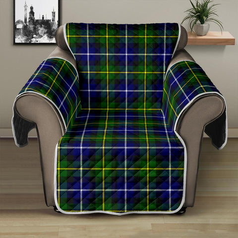 Image of MacNeill of Barra Modern Tartan Recliner Sofa Protector | Tartan Home Set