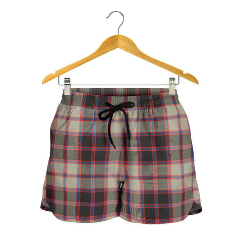 MacPherson Hunting Ancient Tartan Shorts For Women