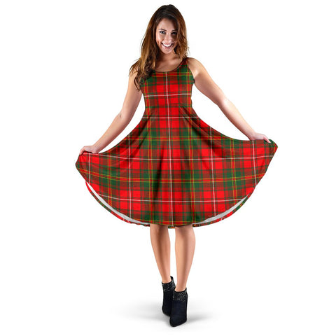 Hay Modern Tartan Women's Dress