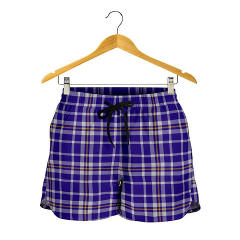 Ochterlony Tartan Shorts For Women