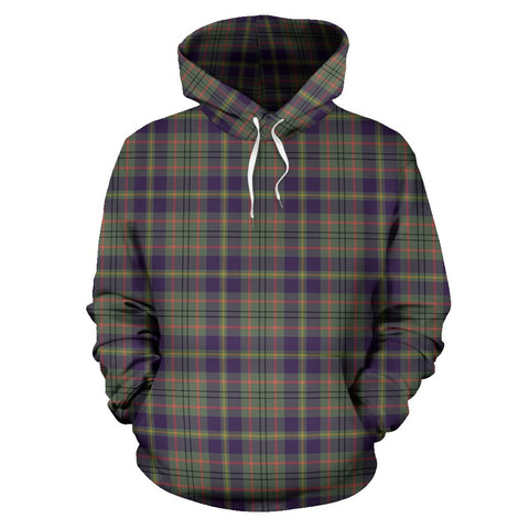 Tartan Clan Taylor Weathered Plaid Hoodie