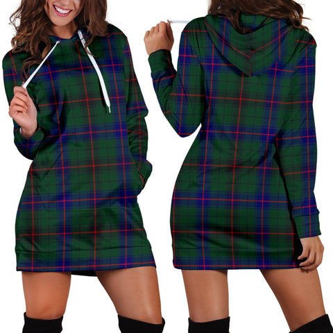 Davidson Modern, Tartan, For Women, Hoodie Dress For Women, Scottish Tartan, Scottish Clans, Hoodie Dress, Hoodie Dress Tartan, Scotland Tartan, Scot Tartan, Merry Christmas, Cyber Monday, Black Friday, Online Shopping,Davidson Modern Hoodie Dress