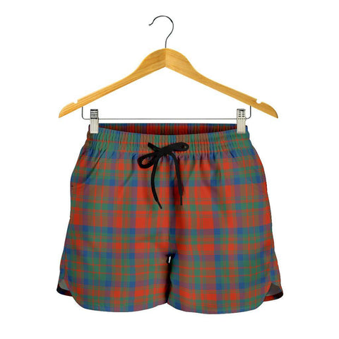 Matheson Ancient Tartan Shorts For Women