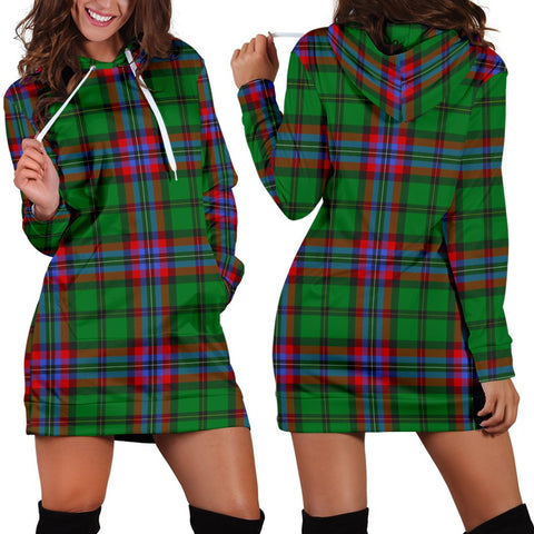 McGeachie, Tartan, For Women, Hoodie Dress For Women, Scottish Tartan, Scottish Clans, Hoodie Dress, Hoodie Dress Tartan, Scotland Tartan, Scot Tartan, Merry Christmas, Cyber Monday, Black Friday, Online Shopping,McGeachie Hoodie Dress