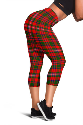 ScottishShop Capris Leggings - Mackintosh Ancient Tartan Leggings