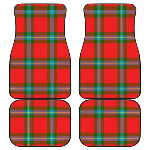 Car Floor Mats - Clan Maclaine Of Loch Buie Plaid Tartan Car Mats - 4 Pieces
